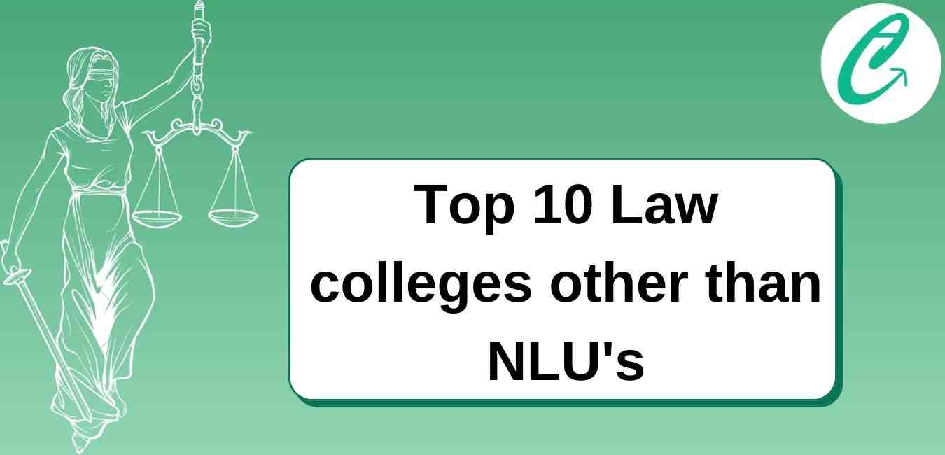 Top 10 Law colleges other than NLU's