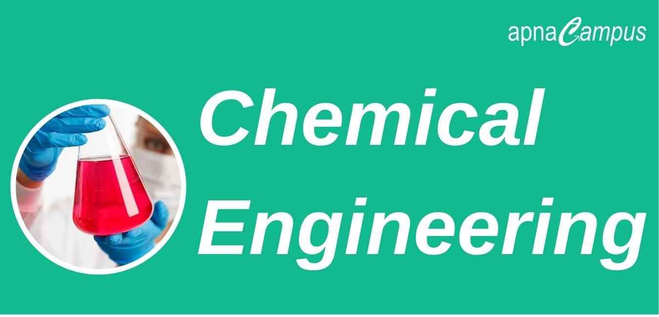 Chemical Engineering Course details
